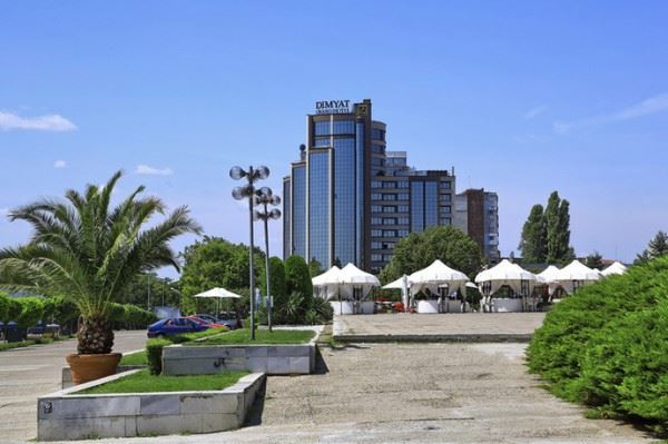 Swiss-Belhotel Dimyat Varna (ex.Grand Hotel Dimyat)