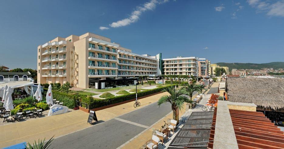 DIT Evrika Beach Club Hotel (ex. RIU Evrika Club Hotel)