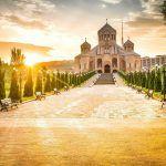 Кавказская любовь Грузия+Армения. 6 дней. 10.02-15.02. от 480 дол